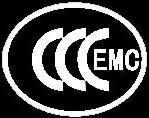 黑CCC认证标志-EMC