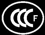 黑CCC认证标志-F